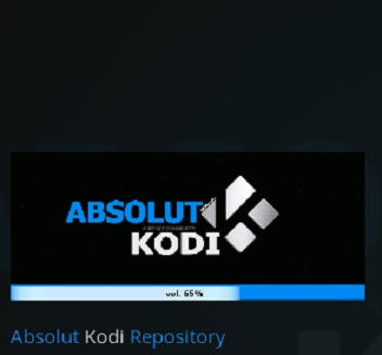 How to Install Absolut Kodi Repository with Screenshots pic 1