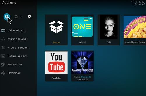 How to Install Absolut Kodi Repository with Screenshots step 9