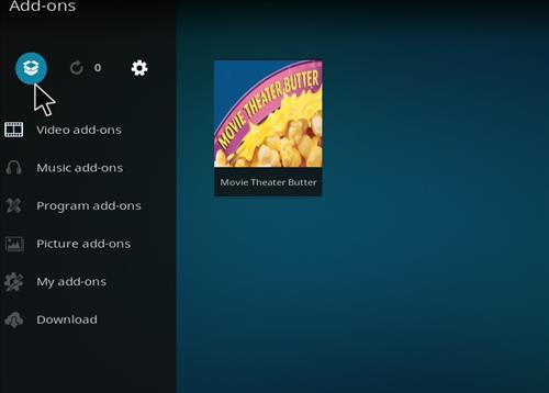 How to Install Movie Theater Butter Kodi Add-on with Screenshots step 9