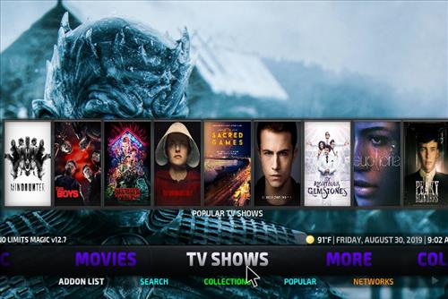 How to Install No Limits Magic Kodi 18 Leia Build – Whyingo