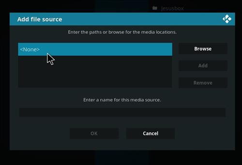 How to Install Perks Media Add-on on Kodi 18 Leia step 4