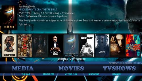 How to Install Resurrection Kodi Build with Screenshots pic 1
