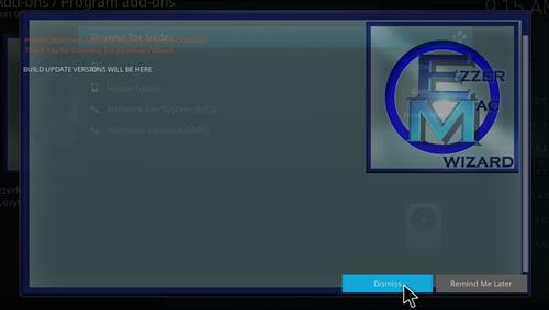 How to Install Apocalyptic Hannibal Lecter Kodi Build 18 Leia step 20