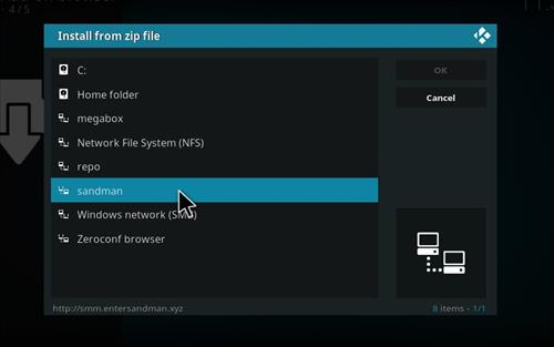 How to Install Focus Kodi Add-on 18 Leia step 11