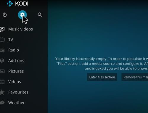 How to Install Invasion Kodi Add-on with Screenshots step 1