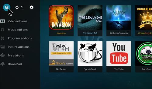 How to Install Invasion Kodi Add-on with Screenshots step 9