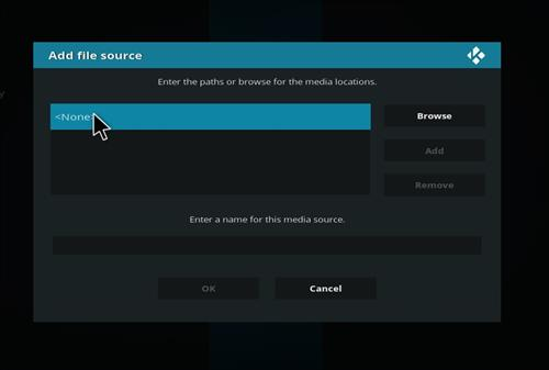 How to Install Krypton Silvo Kodi Build with Screenshots step 4
