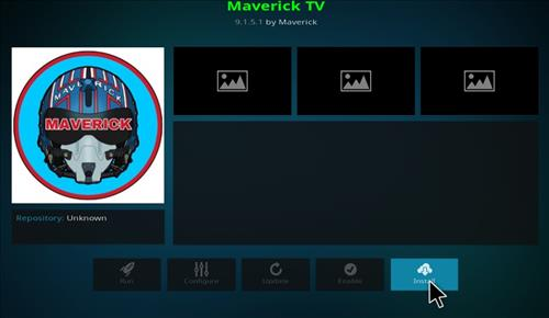 How to Install Maverick TV Kodi Add-on with Screenshots step 18