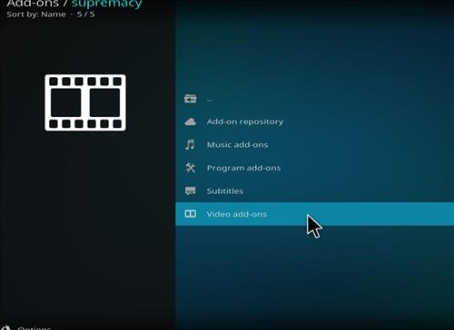 How to Install Supremacy Kodi Add-on 18 Leia step 17