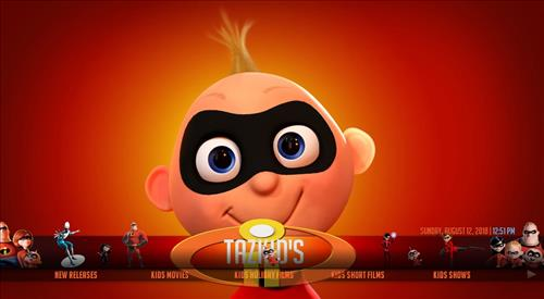 How to Install The Incredibles Kodi Build 18 Leia pic 4