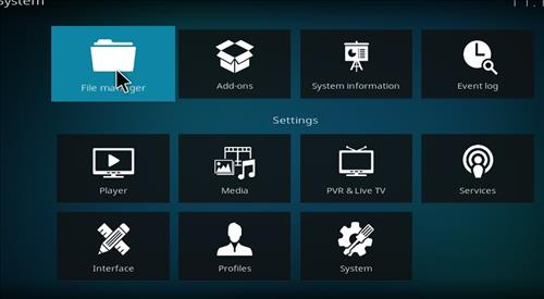 How to Install Weewatch Kodi Add-on 18 Leia step 2
