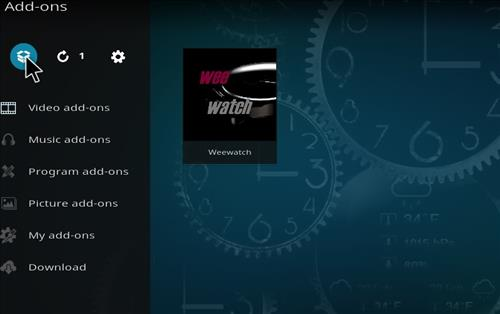 How to Install Weewatch Kodi Add-on 18 Leia step 9