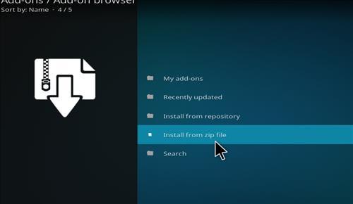 manual and download rsiptv step 3
