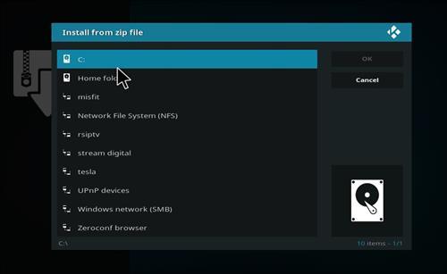 manual and download rsiptv step 4