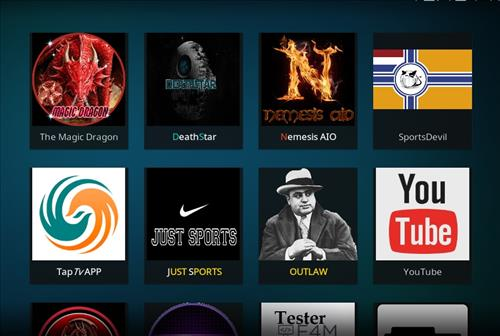 Best New and Updated Working Kodi Addons List