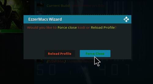 How to Install Alien Theme Kodi Build 18 Leia step 26
