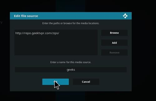 How to Install Alliance Kodi Add-on with Screenshots step 7