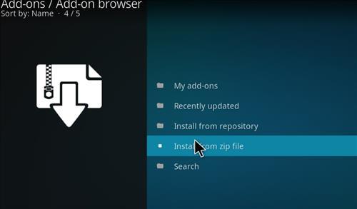How to Install Cheetara Kodi Add-on with Screenshots step 10