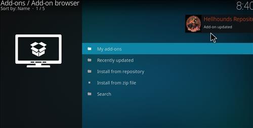 How to Install Cheetara Kodi Add-on with Screenshots step 13