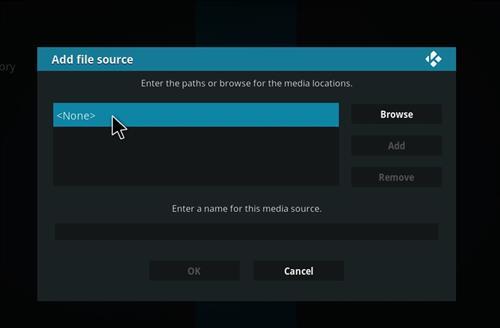 How to Install Cheetara Kodi Add-on with Screenshots step 4
