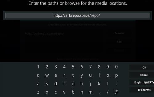 How to Install Cheetara Kodi Add-on with Screenshots step 5