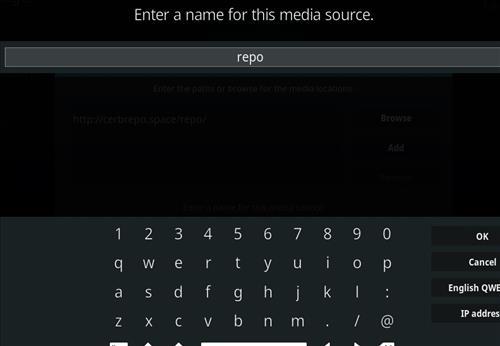 How to Install Cheetara Kodi Add-on with Screenshots step 6