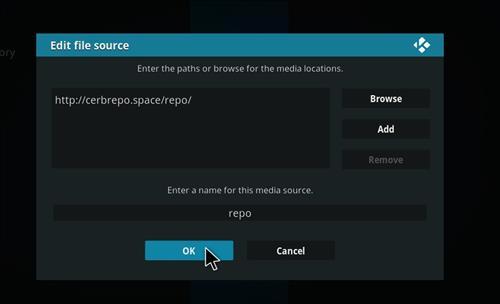How to Install Cheetara Kodi Add-on with Screenshots step 7