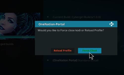 How to Install Cybergirl Kodi Build with Screenshots 21