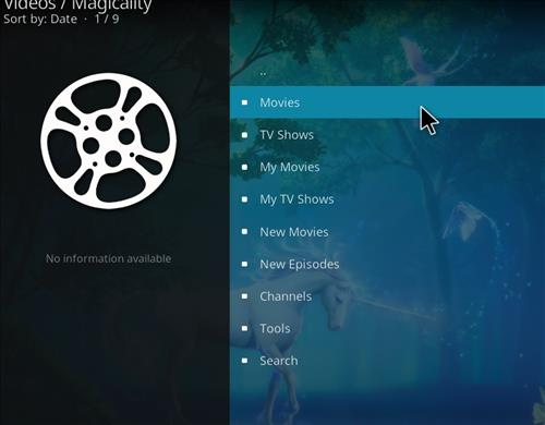 How to Install Magicality Kodi Add-on with Screenshots pic 2