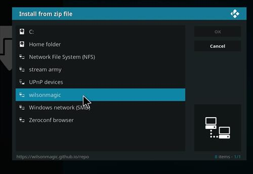 How to Install Magicality Kodi Add-on with Screenshots step 11