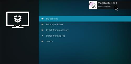 How to Install Magicality Kodi Add-on with Screenshots step 13