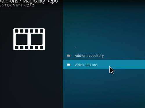 How to Install Magicality Kodi Add-on with Screenshots step 16