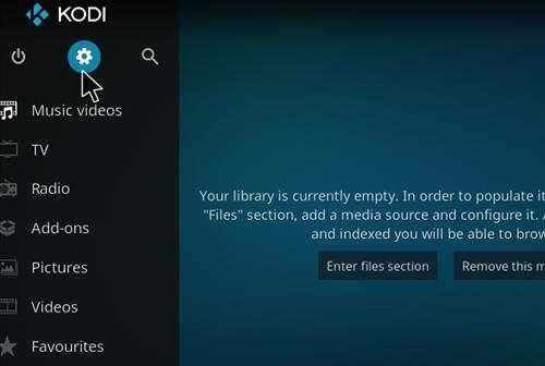 How to Install Marvel Kodi Add-on with Screenshots step 1