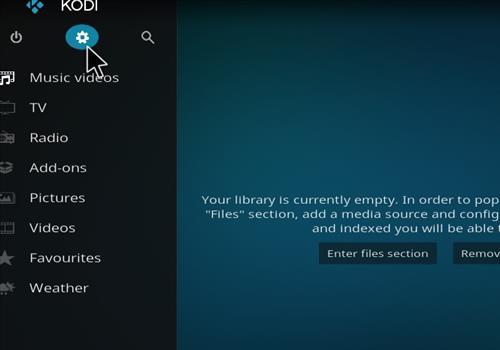 How to Install Nexus Kodi Add-on with Screenshots step 1