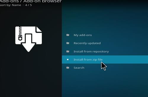 How to Install Nexus Kodi Add-on with Screenshots step 10