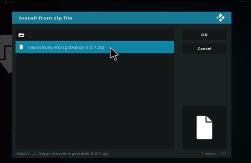 How to Install Nexus Kodi Add-on with Screenshots step 11