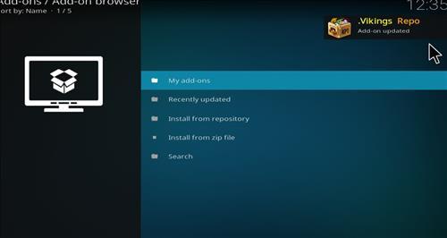 How to Install Nexus Kodi Add-on with Screenshots step 12