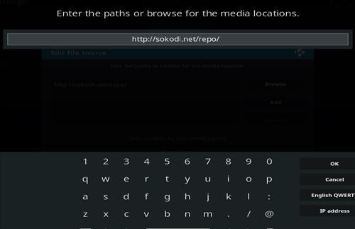 How to Install Nexus Kodi Add-on with Screenshots step 5