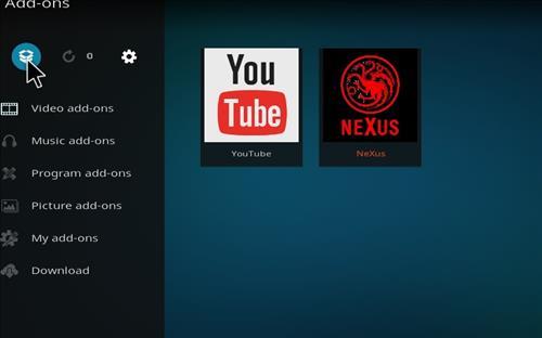 How to Install Nexus Kodi Add-on with Screenshots step 9
