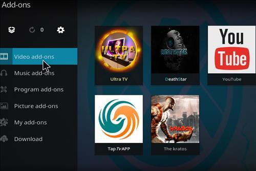 How to Install Ultra TV Kodi Add-on with Screenshots step 14