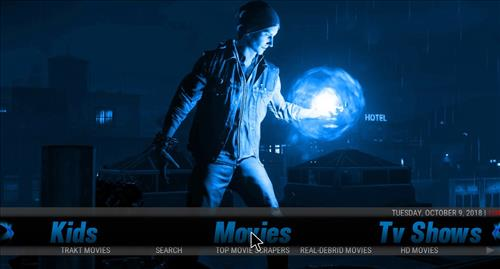 Best Working Kodi 18 Leia Builds 2018 blue magic pic 1