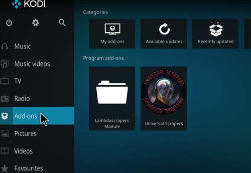 How to Install 1Attraction Kodi Build with Screenshots step 8