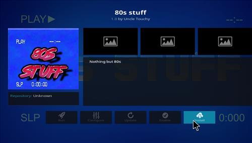 How to Install 80s Stuff Kodi Add-on with Screenshots step 18