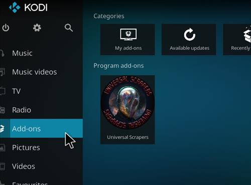 How to Install Channels Kodi Add-on with Screenshots step 8