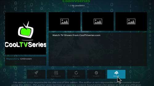 How to Install CoolTVSeries Kodi Add-on with Screenshots step 18