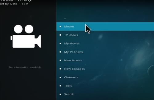 How to Install Firefly Kodi Add-on with Screenshots pic 2