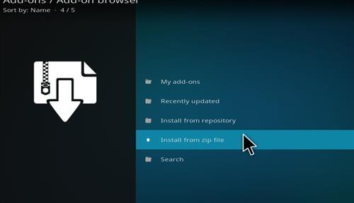 How to Install Firefly Kodi Add-on with Screenshots step 10