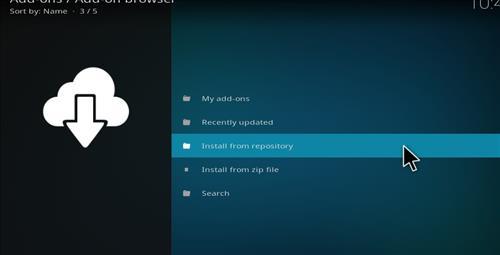 How to Install Firefly Kodi Add-on with Screenshots step 14