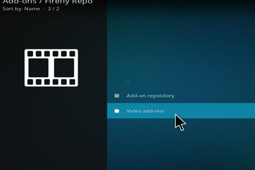 How to Install Firefly Kodi Add-on with Screenshots step 16