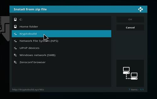 How to Install Krypto Build Wizard with Screenshots step 11
